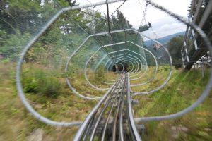 Trapper Slider • Wiegand Alpine Coaster • Fort Fun Abenteuerland