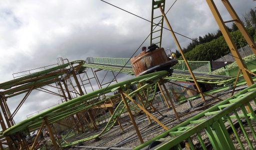 Twister • Reverchon Spinning Coaster • Lightwater Valley