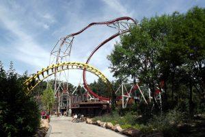 Sky Scream • Premier Rides Sky Rocket II • Holiday Park
