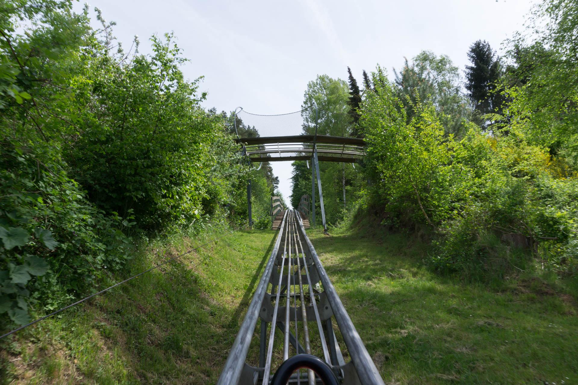 Silberseebob • Wiegand Alpine Coaster