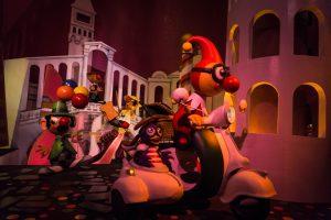 Carnaval Festival • Mack Rides Dark Ride • Efteling