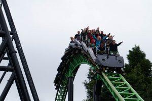 Goliath • Intamin Mega Coaster • Walibi Holland