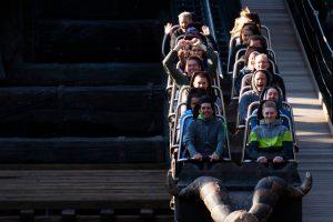 Taron • Intamin Blitz Coaster • Phantasialand