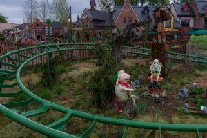 Ba-a-a Express • Art Engineering Children's Coaster • Europa Park