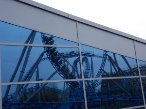Blue Fire Megacoaster • Mack Rides Mega Coaster • Europa Park