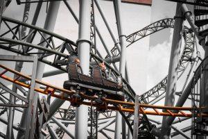 Crazy Mine • Maurer Wild Mouse • Hansa Park