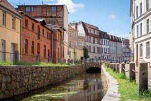 Wismar • City in Mecklenburg-Western Pomerania • Germany