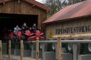 Yukon Quad • Intamin Family Launch Coaster • Le Pal