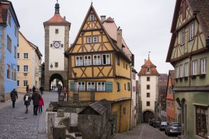 Rothenburg ob der Tauber • Bavaria • Germany