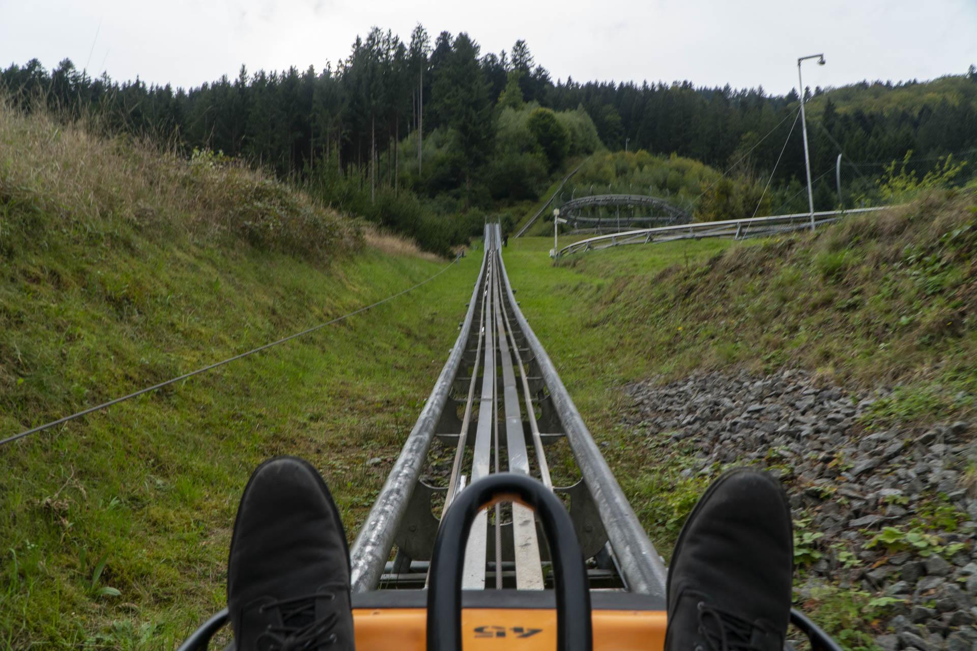 Sommerrodelbahn Gutach • Wiegand Alpine Coaster