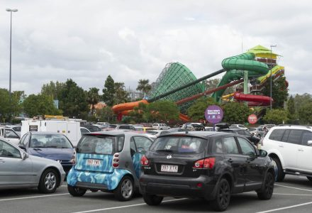 A short visit to Whitewater World